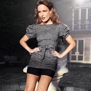 Jennifer Lopez Very Mini Dress